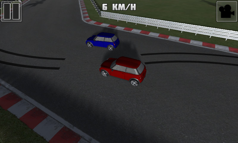 Traffic Race 3D 2 Multiplayer Action