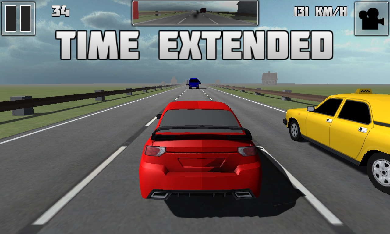 Traffic Race 3D 2 Endless Racing