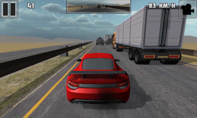 Traffic Race 3D 2 - Head on Traffic